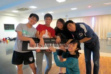Funnest Music Team :D