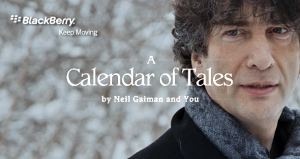 'A Calendar of Tales' has some awesome writing and artwork