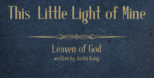 Short fantasy story written by Kong for Mel