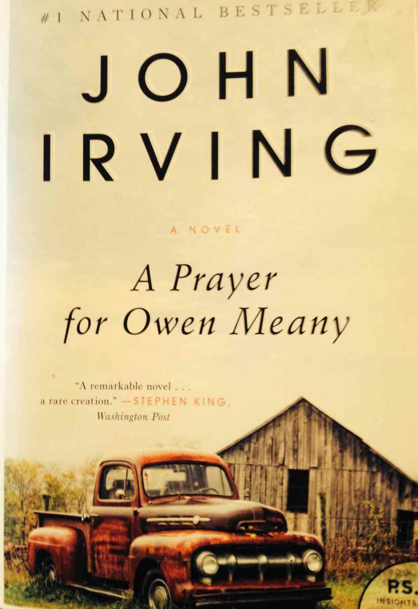 the theme of death and dying in the novel a prayer for owen meany by john irving